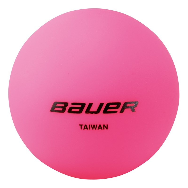 Picture of Bauer Hockey Ball pink - cool