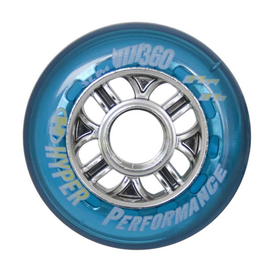 Picture of Hyper NX-360 84/84A Inline Hockey Wheel - 4 Pack