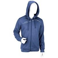 Изображение Толстовка Bauer Premium Training Hoody на молнии с капюшоном Sr (взрослый)