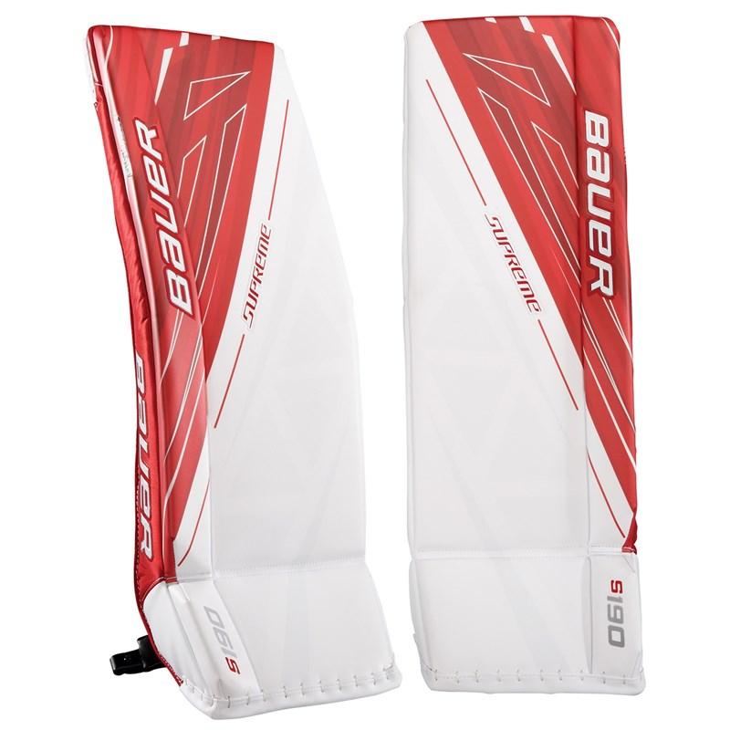 Picture of Bauer Supreme S190 Goalie Leg Pads Senior