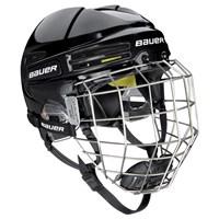 Picture of Bauer Re-AKT 75 Helmet Combo - black
