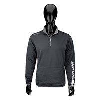 Picture of Bauer Jogging Top Team Black Senior