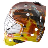 Picture of Bauer NME Street Goal Mask - Boba Fett - Youth