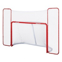 Picture of Bauer Hockey Goal with Backstop