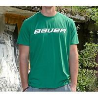Bild von Bauer Core Kurzarm T-Shirt Grün Senior