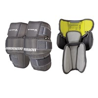 Picture of Warrior Ritual X Goalie Knee Guard Junior