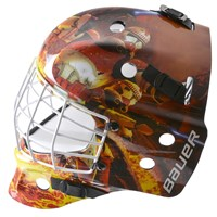 Picture of Bauer NME Street Goal Mask - Troopers - Youth