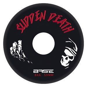 Picture of Base Outdoor 84A Inline Hockey Wheel - Sudden Death - 4 Pack