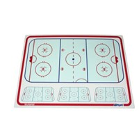Picture of Blue Sports Coach Tacticsboard large 112 x 81 cm - 4 mm