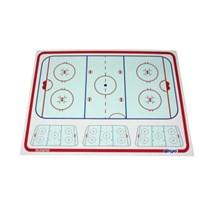Bild von Blue Sports Coach Taktiktafel groß 112 x 81 cm - 4 mm