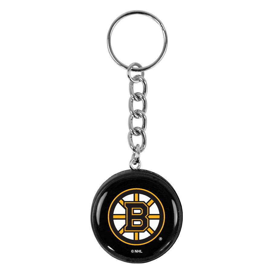 Picture of Sher-Wood NHL Key Chain Puck
