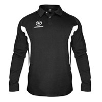 Picture of Warrior Polo Long Sleeve Shirt Sr