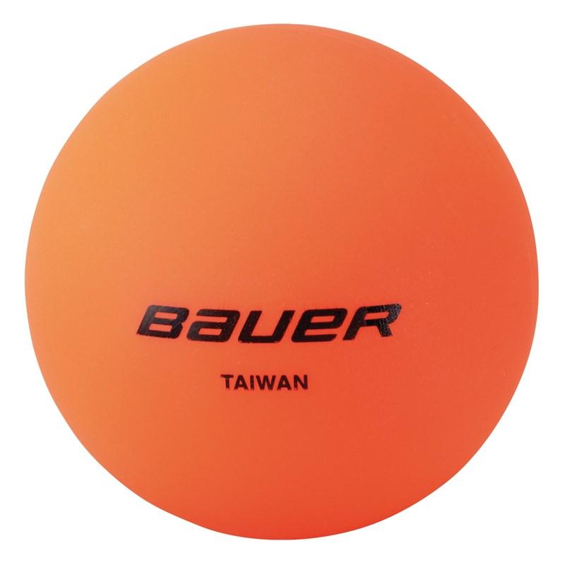 Picture of Bauer Hockey Ball orange - warm -