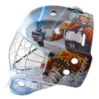 Picture of Bauer NME Street Goal Mask - Luke - Youth