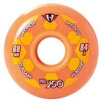 Picture of Hyper Inline Wheel Pro 250 - 84A - 4er Set