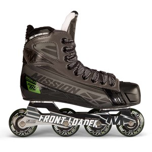 Picture of Mission Goalie Inhaler DSG5 Inline Hockey Skates Junior
