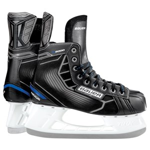 Picture of Bauer Nexus N5000 Ice Hockey Skates Youth