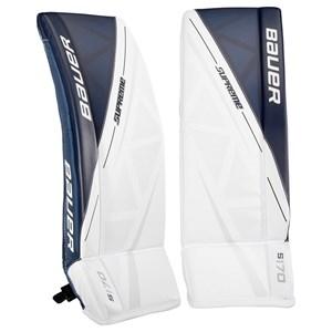 Picture of Bauer Supreme S170 Goalie Leg Pads Junior