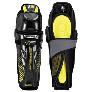 Picture of Bauer Supreme 1S Shin Guards Youth