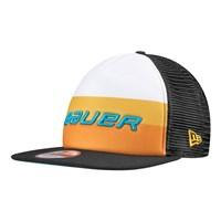 Picture of Bauer New Era 9fifty Cap Trucker Stripe Senior