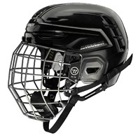 Picture of Warrior Alpha Helmer Combo Youth - Silver