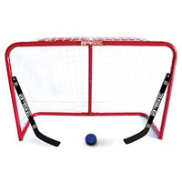 "Picture of Base Street Goal 32"" incl. 2 Ministicks and Softball"