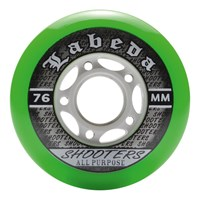 "Picture of Labeda Inline Wheel ""Shooter"" - 4er Pack"